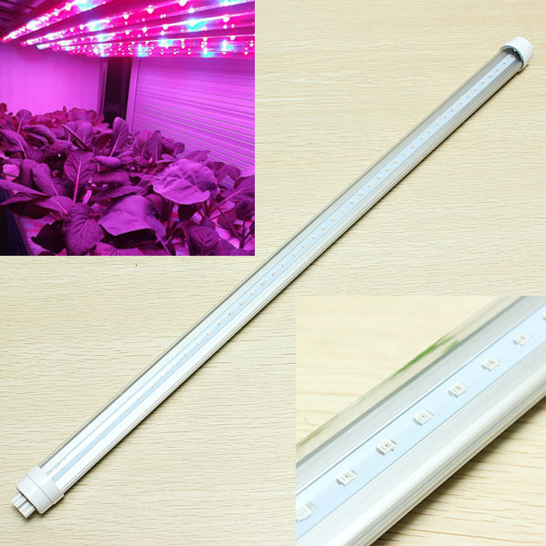 14W T8 0.6M LED Plant Growth Light Tube Greenhouse Plant Lamp