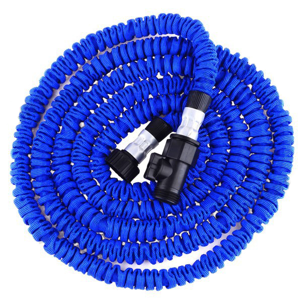 25 50 75 100FT Flexible Expandable Garden Water Hose EU/US Stand