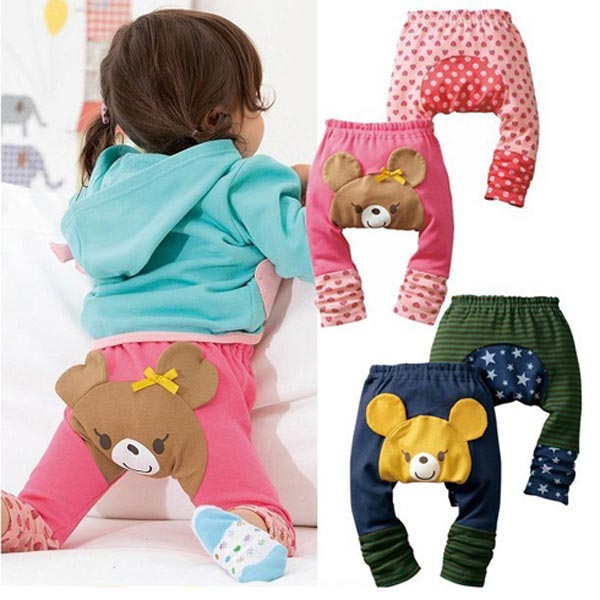 1 Pcs Baby Tights Leggings Trousers Leg Warmers Pants 6-24M