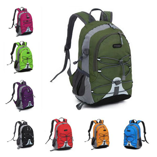 Children Waterproof Sport Backpack Travel Rucksack School Bag