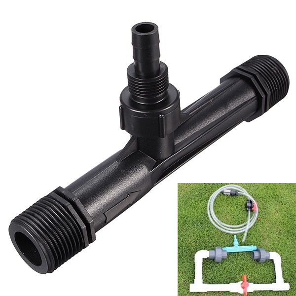 1 Inch Venturi Fertilizer Mixer Injectors Agriculture Irrigation