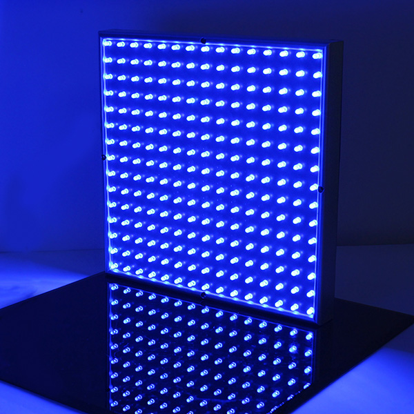 14W Square Full Blue LED Plant Growing Light Greenhouses Plant S